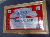 BUDWEISER Sign SIGN